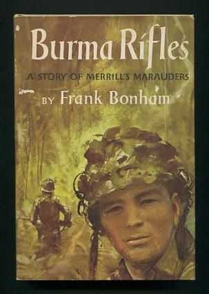 Image for Burma Rifles: A Story of Merrill's Marauders