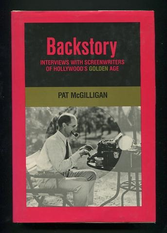 Image for Backstory: Interviews with Screenwriters of Hollywood's Golden Age