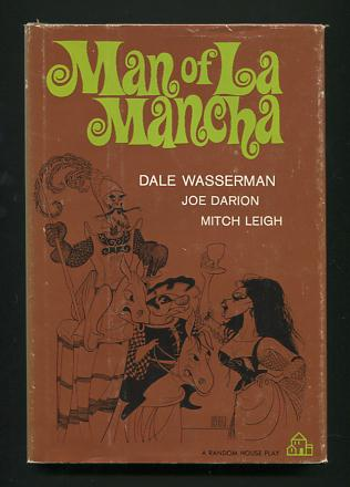 Image for Man of La Mancha; a musical play