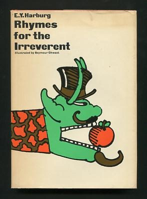 Image for Rhymes for the Irreverent [*SIGNED*]