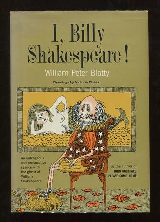 Image for I, Billy Shakespeare!