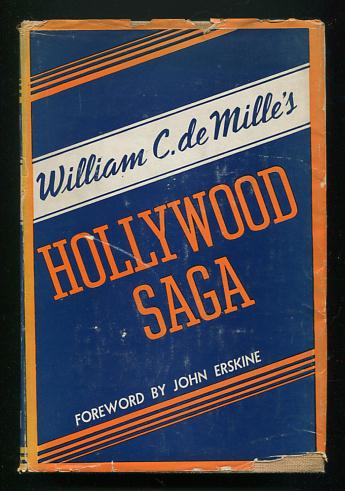 Image for Hollywood Saga [*SIGNED* by both William and Cecil]