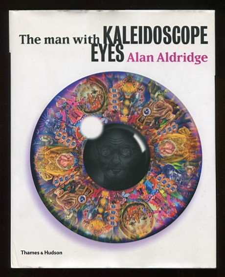 Image for The Man with Kaleidoscope Eyes [*SIGNED*]