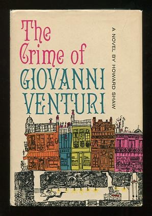 Image for The Crime of Giovanni Venturi
