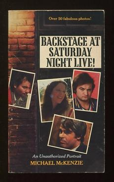 Image for Backstage at Saturday Night Live! [*SIGNED*]