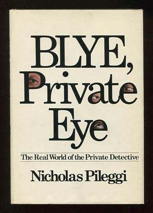 Image for Blye, Private Eye