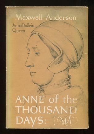 Image for Anne of the Thousand Days