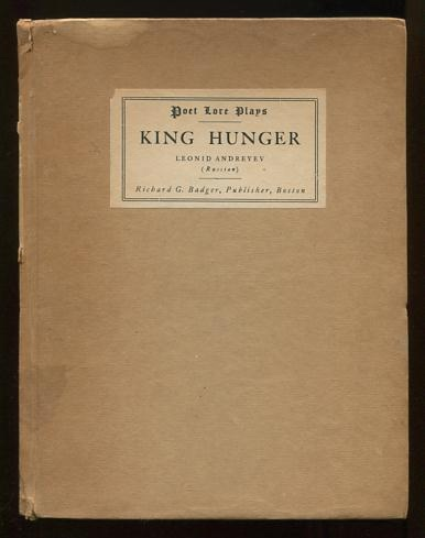 Image for King-Hunger