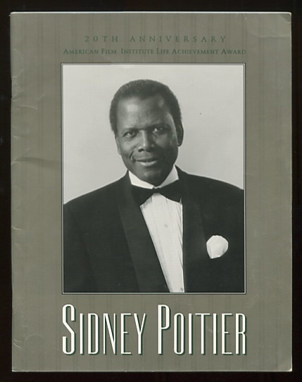 Image for Sidney Poitier: The Twentieth Annual American Film Institute Life Achievement Award, March 12, 1992