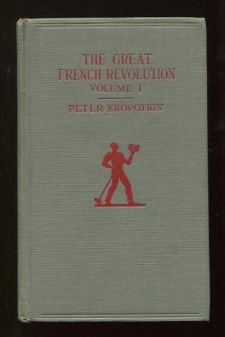 Image for The Great French Revolution 1789-1793 - Volume I