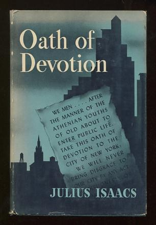 Image for Oath of Devotion