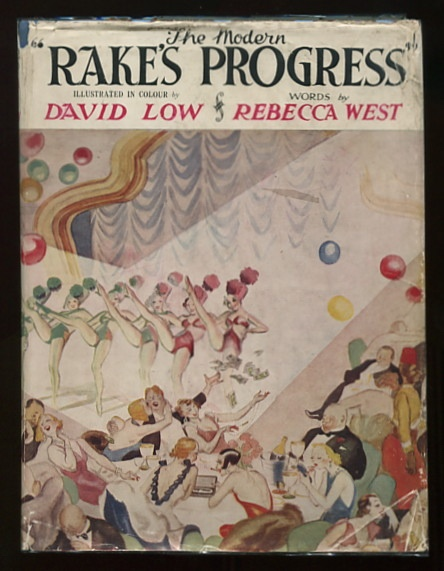 "Image for The Modern ""Rake's Progress"""