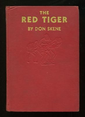 Image for The Red Tiger