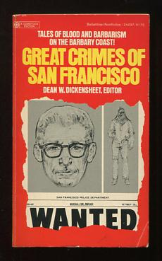Image for Great Crimes of San Francisco