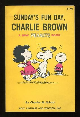 Image for Sunday's Fun Day, Charlie Brown; a new Peanuts book