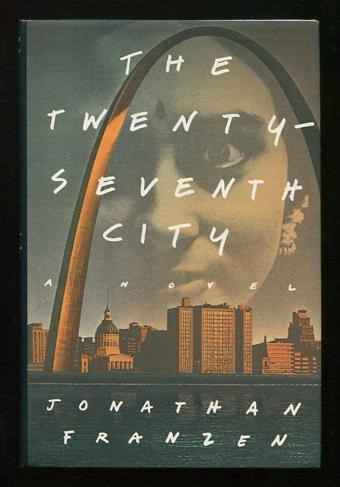 Image for The Twenty-Seventh City [*SIGNED*]