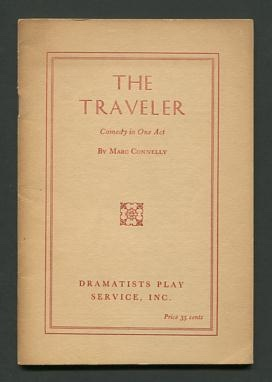 Image for The Traveler; comedy in one act