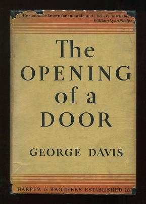 Image for The Opening of a Door