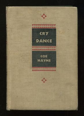 Image for Cry Dance: A Novel of the American Indian