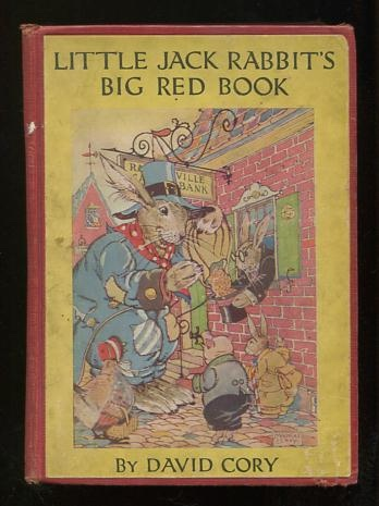 Image for Little Jack Rabbit's Big Red Book