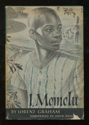 Image for I, Momolu [*SIGNED*]