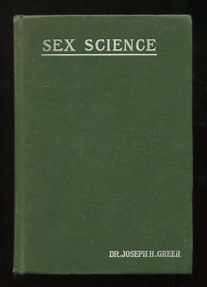 Image for Sex Science