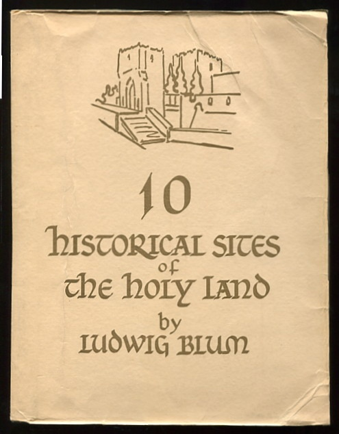 Image for 10 Historical Sites of the Holy Land
