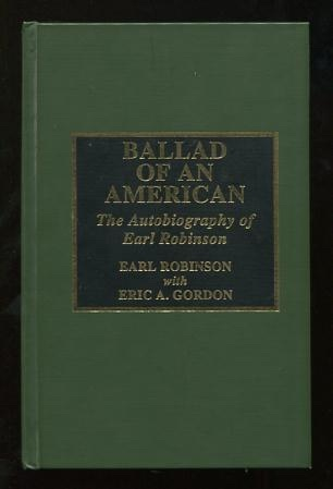 Image for Ballad of an American: The Autobiography of Earl Robinson