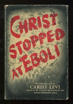 Image for Christ Stopped at Eboli: The Story of a Year