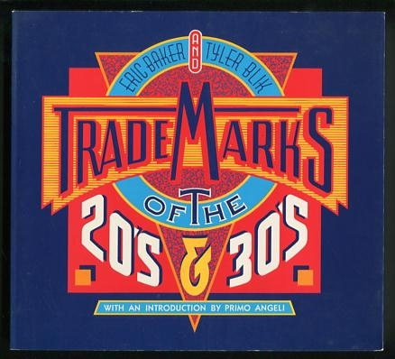 Image for Trademarks of the 20's and 30's