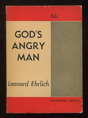 Image for God's Angry Man