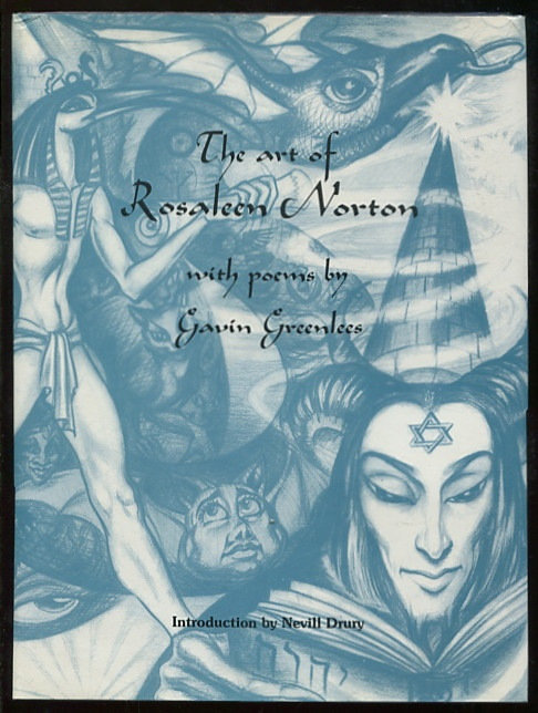 Image for The Art of Rosaleen Norton, with poems by Gavin Greenlees