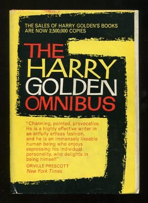 Image for The Harry Golden Omnibus [*SIGNED*]