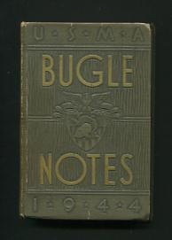 Image for The 1944 Bugle Notes