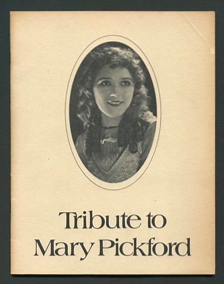 Image for Tribute to Mary Pickford