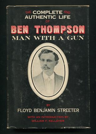 Image for Ben Thompson: Man With a Gun