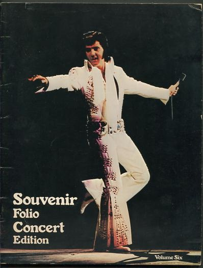Image for Souvenir Folio Concert Edition, Volume Six