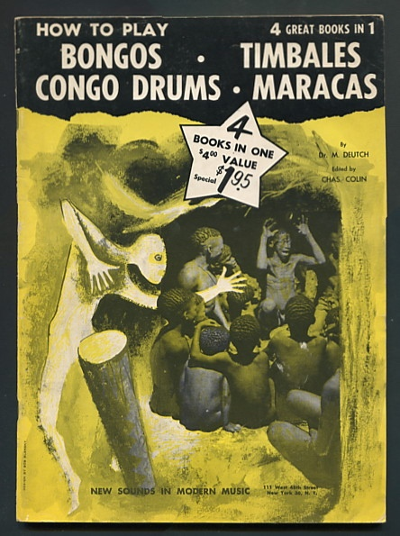 Image for How to Play Bongos - Timbales - Conga Drums - Maracas