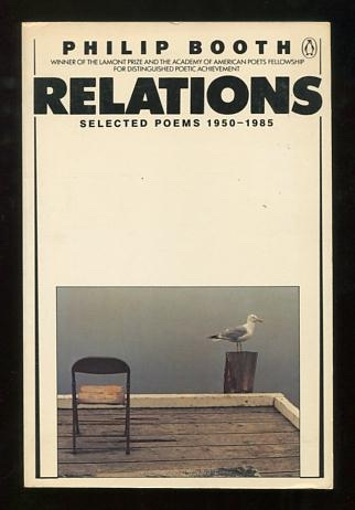 Image for Relations: Selected Poems 1950-1985 [*SIGNED*]
