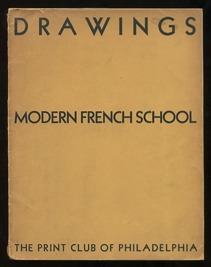 Image for Contemporary French Drawings in Black and White and Color
