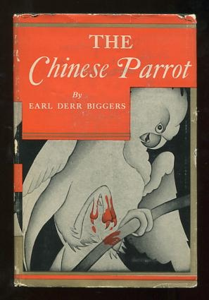 Image for The Chinese Parrot