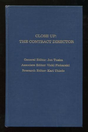 Image for Close Up: The Contract Director
