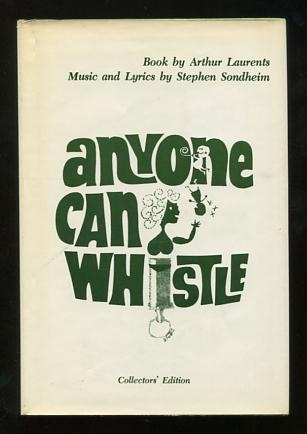 "Image for Anyone Can Whistle: A Musical Fable [""Collectors' Edition""]"