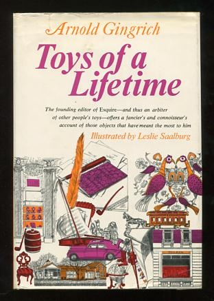 Image for Toys of a Lifetime [*SIGNED*]
