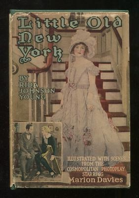 Image for Little Old New York [Photoplay Edition, *SIGNED* by Marion Davies]