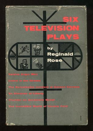 Image for Six Television Plays [*SIGNED*]