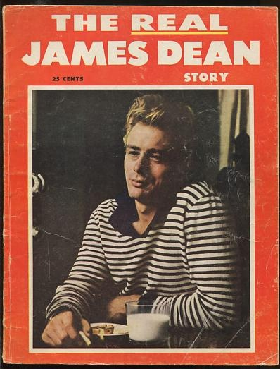 Image for The Real James Dean Story