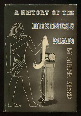 Image for A History of the Business Man