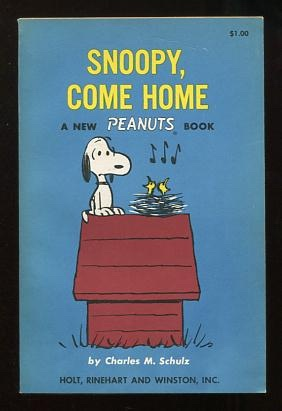 Image for Snoopy, Come Home