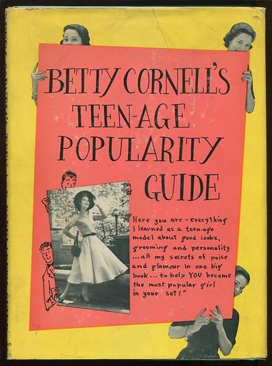 Image for Betty Cornell's Teen-age Popularity Guide